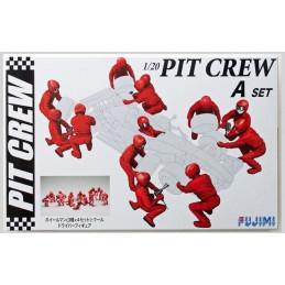 Fujimi   1/20    Pit Crew A...