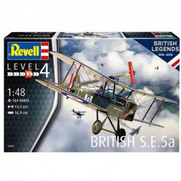 Revell  1/48   British S.E.5a