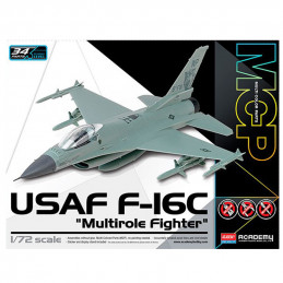 Academy  1/72  USAF F-16C...