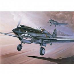 Academy  1/48  P-40C...