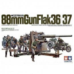 Tamiya   1/35   German 88mm...