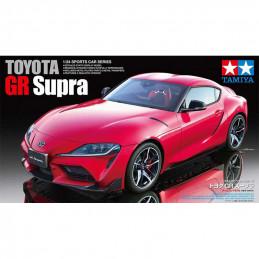 Tamiya  1/24  Toyota GR Supra