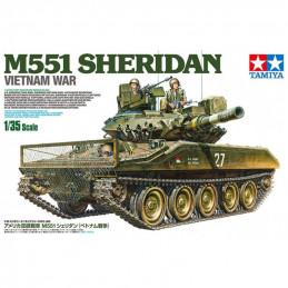 Tamiya  1/35  M551 Sheridan...