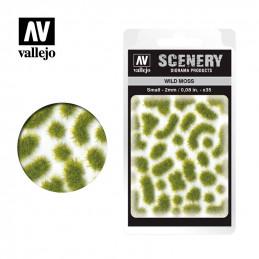 Vallejo  Scenery  Wild Moss...