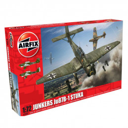 Airfix   1/72    Junkers...