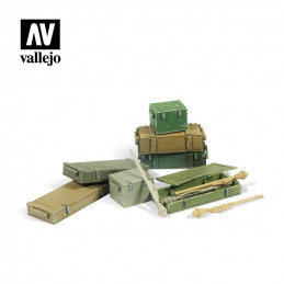 Vallejo  1/35  Panzerfaust...