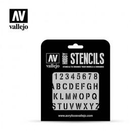 Vallejo   Hobby Stencils...