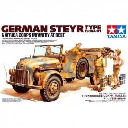 Tamiya  1/35  German Steyr...