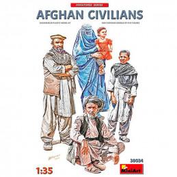 MiniArt  1/35  Afghan...
