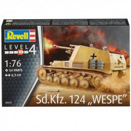 Revell  1/76  Sd.Kfz. 124...