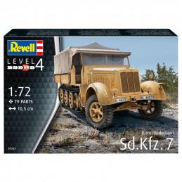 Revell   1/72   Sd.Kfz. 7