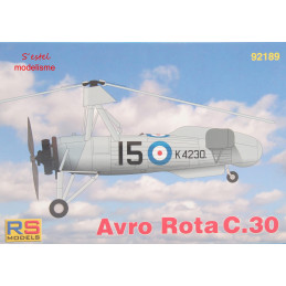 RS Models 1/72    Avro Rota...