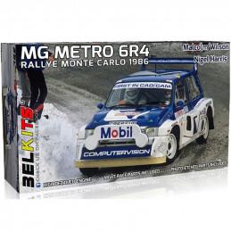Belkits  1/24  MG Metro 6R4...