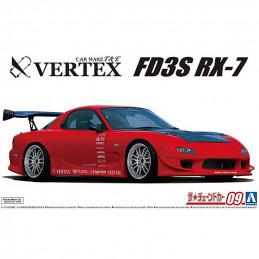 Aoshima   1/24  Vertex FD3S...