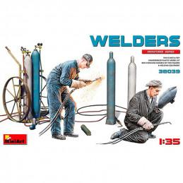 MiniArt  1/35   Welders