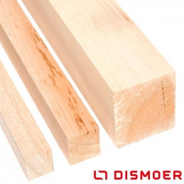 Dismoer  Balsa Square Strip...