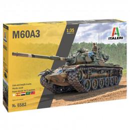 Italeri  1/35   M60A3...