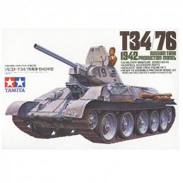 Tamiya  1/35  T34/76 1942...