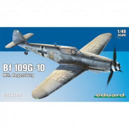 Eduard   1/48  Bf 109G-10...