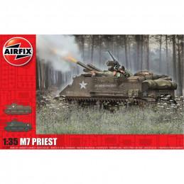 Airfix  1/35   M7 Priest