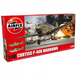 Airfix  1/48   Curtiss...