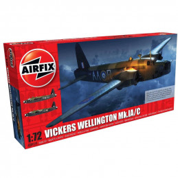 Airfix  1/72   Vickers...