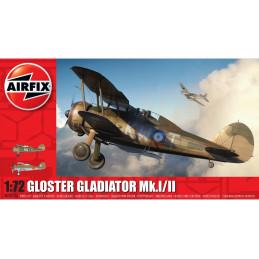 Airfix  1/72   Gloster...