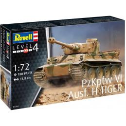 Revell  1/72   PzKpfw VI...