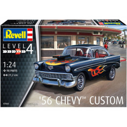 Revell  1/24   '56 Chevy...