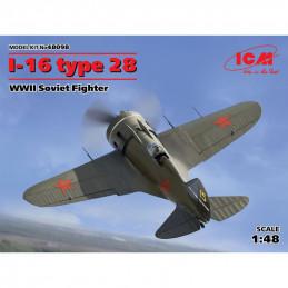 ICM  1/48  I-16 Type 28