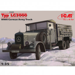 ICM  1/35  WWII German Army...