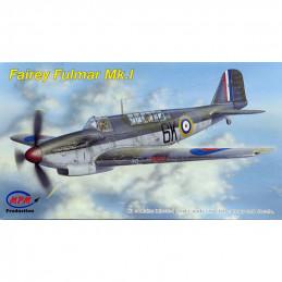 MPM  1/48   Fairey Fulmar Mk.I