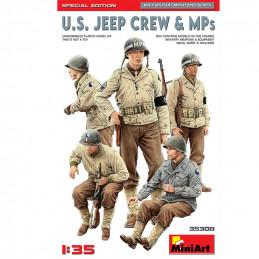 MiniArt  1/35  U.S. Jeep...