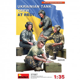 MiniArt   1/35   Ukrainian...