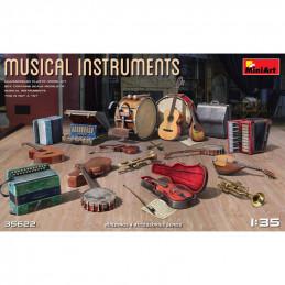 MiniArt   1/35  Musical...