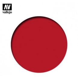 Vallejo     Rojo Carmin   -...