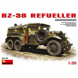 MiniArt   1/35   BZ-38...
