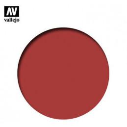 Vallejo     Rojo Mate  -...