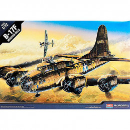 Academy  1/72   B-17F...