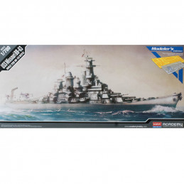 Academy  1/700  USS...
