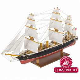 Constructo   H.M.S. WARRIOR