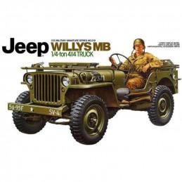 Tamiya  1/35  Jeep Willys...