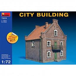 MiniArt   1/72   City Building