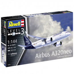 Revell  1/144  Airbus A320neo