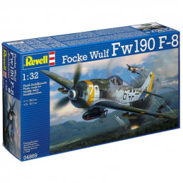 Revell  1/32  Focke Wulf...