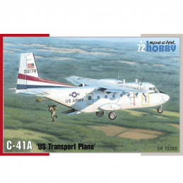 Special Hobby  1/72  C-41A...