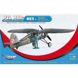 Mirage Hobby  1/48  PZL...