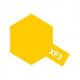 Tamiya    Flat Yellow  23ml
