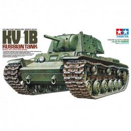 Tamiya  1/35   KV-1B...