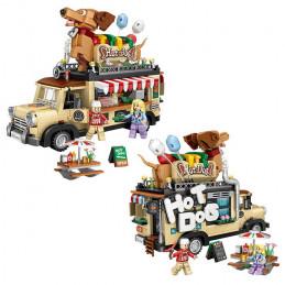 LOZ   Hot Dog Van - 1317...